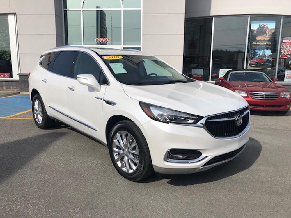 Buick Enclave 2018  usage à vendre